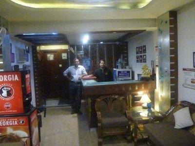 Staff at Smyle Inn