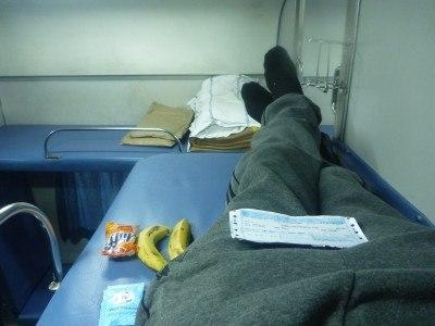 On the night train