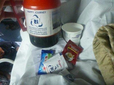 Coffee on the night train