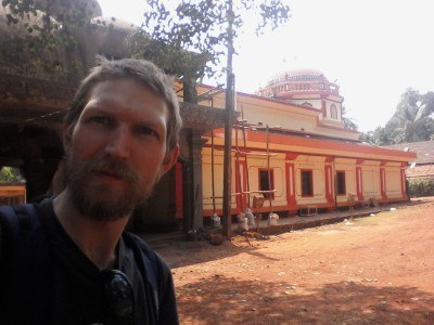Backpacking in India: Top 4 Sights in Harvali, North Goa