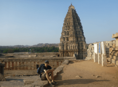 A tiring time backpacking in Hampi, not another Temple!
