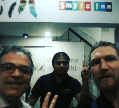Backpacking in India Smyle Inn