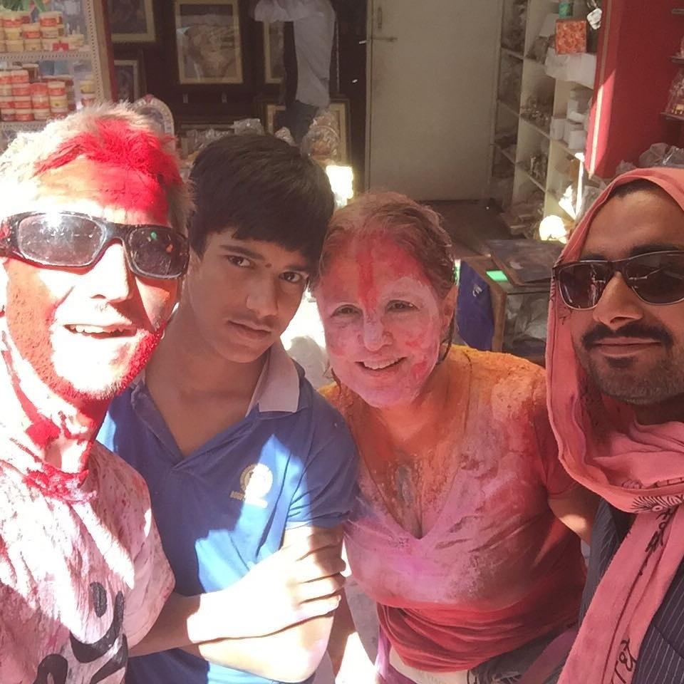 India's Craziest Festival: Experiencing Holifest in Vrindavan