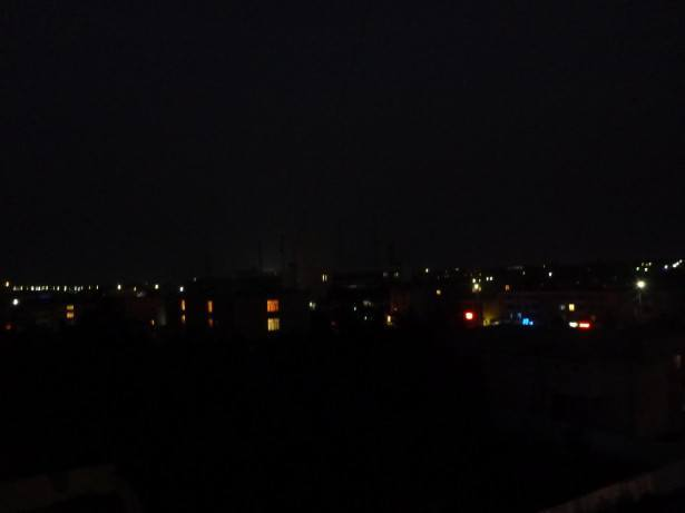 It's all gone dark in Termiz, Uzbekistan