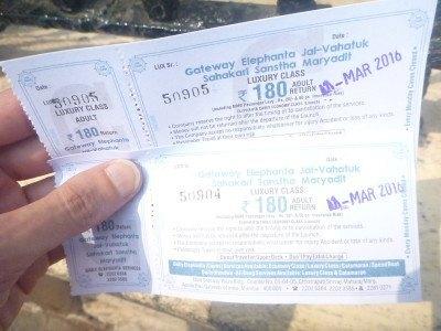 Generic ticket - 180 Rupees