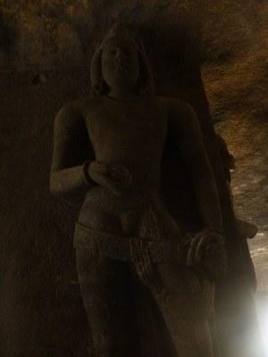 Carved sculptures
