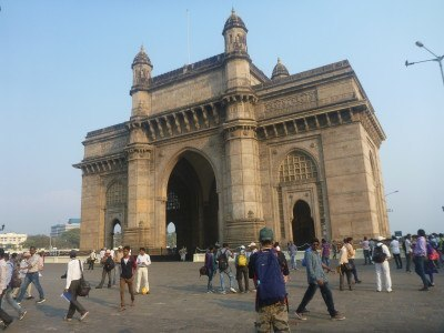 Backpacking in Mumbai, India
