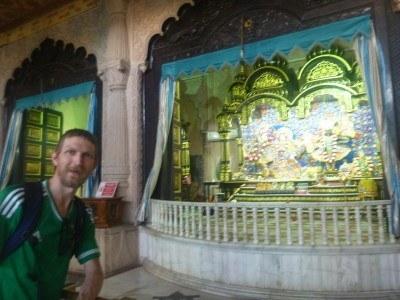 Iskon Temple, Ahmedabad