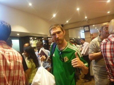 Thirsty Thursdays: Buying Alcohol at Grand Bugwati Hotel, Ahmedabad, India