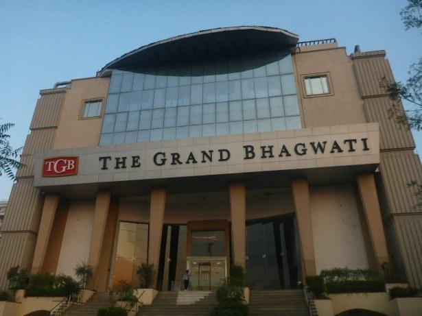 The Grand Bhagwati Hotel in Ahmedabad - http://www.thegrandbhagwati.com/ahmedabad/