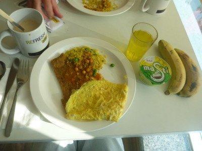 Brilliant Indian Breakfast