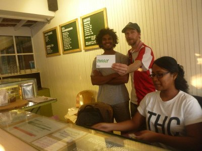 Backpacking in India: Staying at the Jungle Hostel by The Hostel Crowd in Vagator, Goa