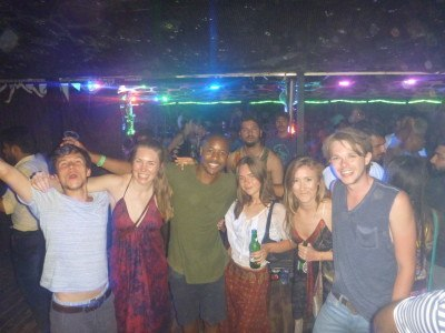 Party night out - Jungle Hostel