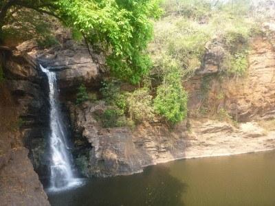 Aravalem Waterfalls