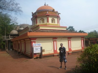 Backpacking in Goa: Harvali Temple