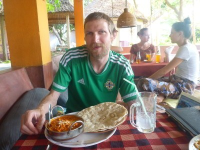 Excellent Indian food