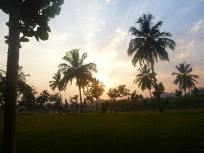 Backpacking in India: Staying in Paradise at Mowgli Guest House in Virupapuragaddi, Hampi