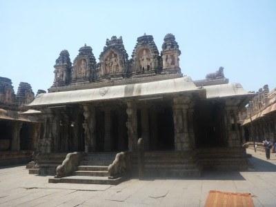 Temples of Hampi, India