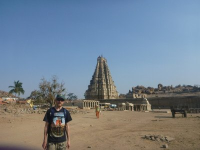 Just tick off another temple...