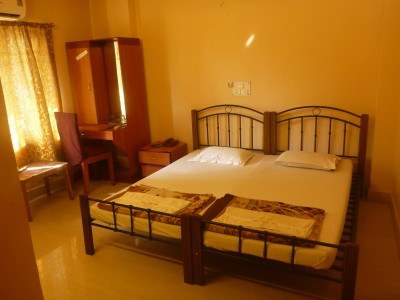 My room in Port Blair