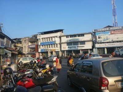 Downtown Port Blair