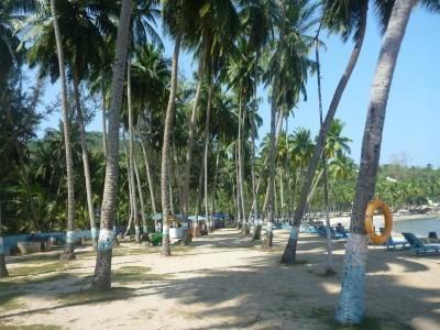 Corbyn's Cove, Andaman Islands