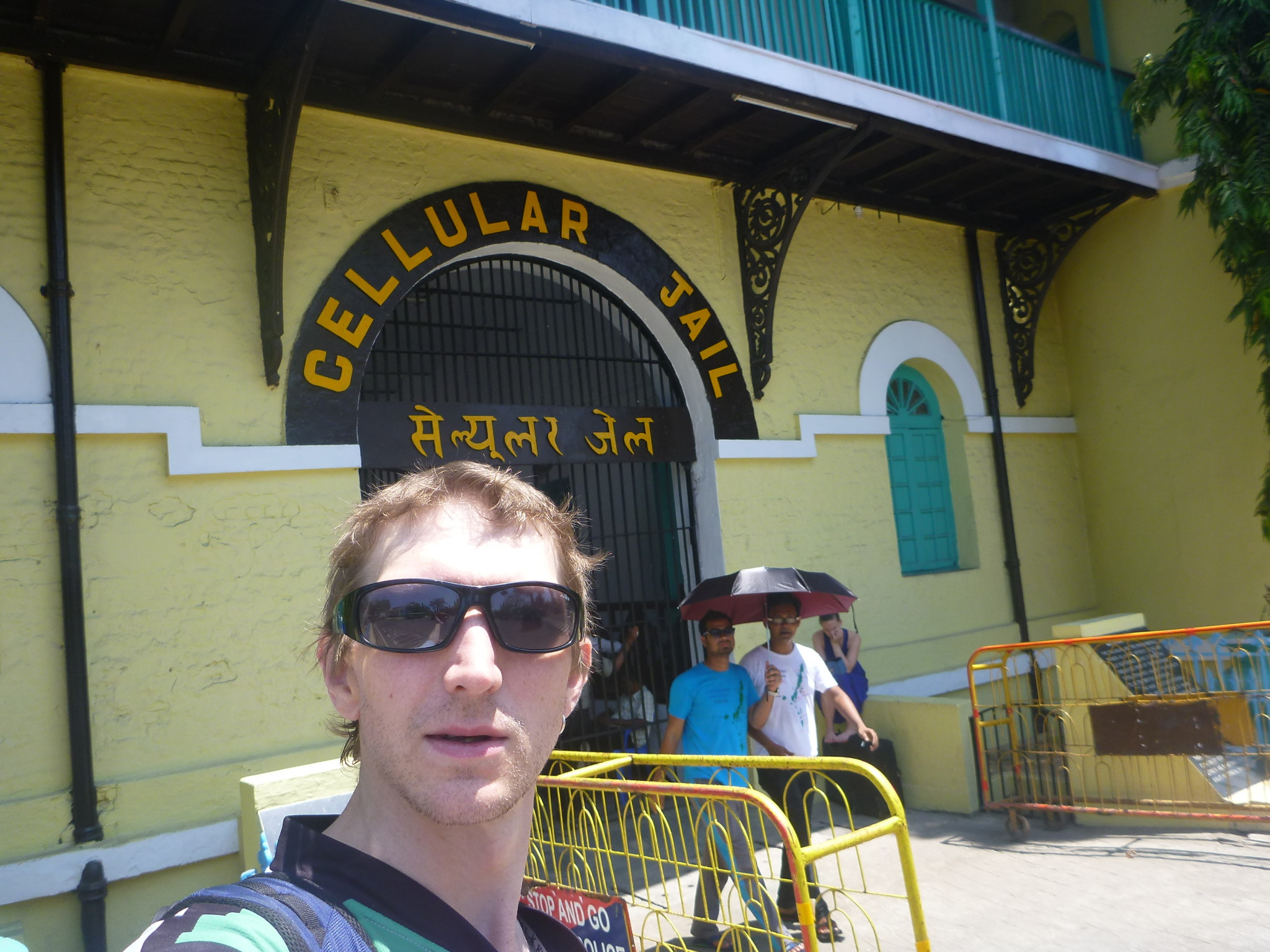 Backpacking in Andaman Islands, India: Top 5 Sights in Port Blair, the Capital City