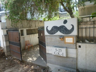 Backpacking in India: My Stay at Moustache Hostel in Kailash, New Delhi