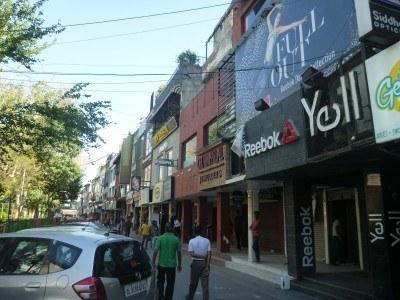 Downtown Kailash, New Delhi, India