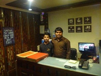 Jitendar and Mohan