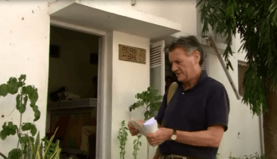 Palin ready for his booze permit in Gujarat