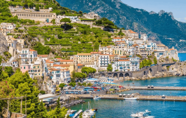 From Sorrento to Amalfi Coast and Capri Island - Best Day Trips & Boat Tours