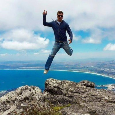 World Travellers: Max Leyerer from Max Around the Globe
