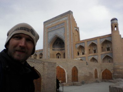 Backpacking in Uzbekistan: The Only Tourist Touring Kabbalistic Khiva