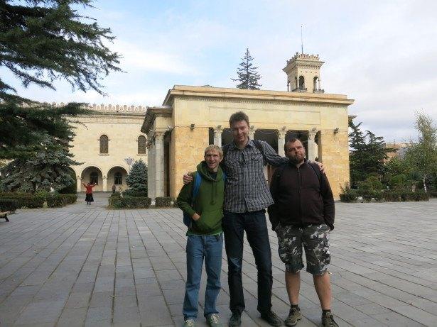 Stalin's Museum, Gori, Georgia