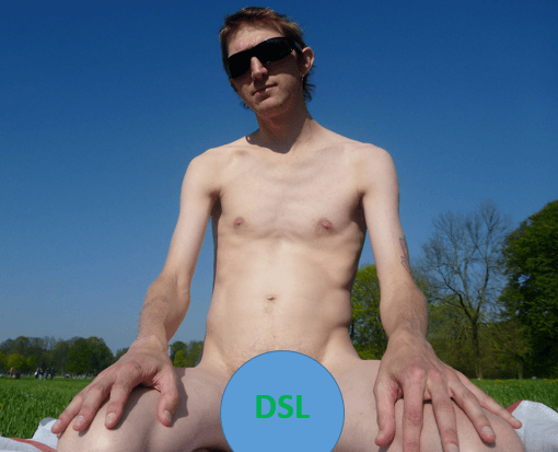 Jonny Blair naked nude