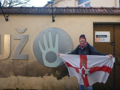 Backpacking in the Republic of Uzupis
