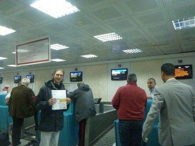 Tunis Air are horrific