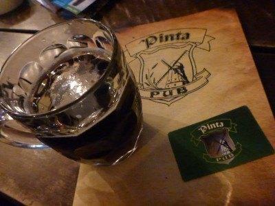 Pinta Pub on Frunze Street, Bishkek