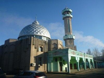 Central Mosqu, Gogol Street, Bishkek