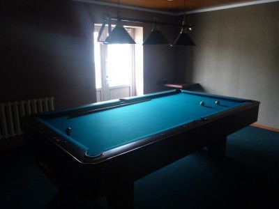 Pool in the Albion