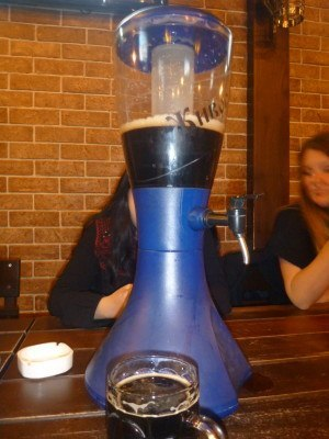 Pitcher of Porter in Pinta