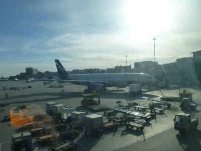 Coffee Sinking and Transiting in Russia: My Brief Return to Moscow