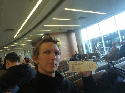Transiting in Moscow