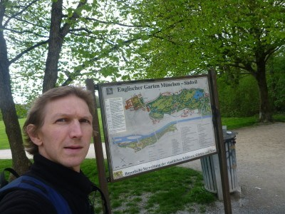 Backpacking in Munich, Germany