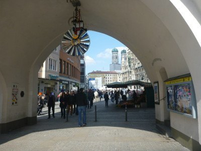 Marienplatz meeting point