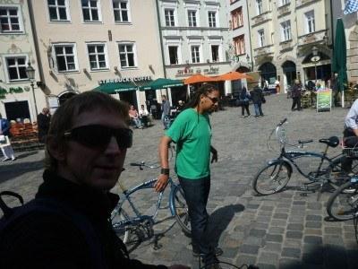 A stop at Platzl