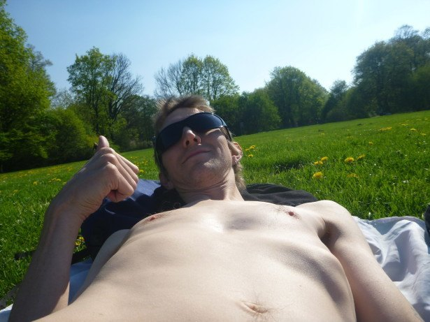 Stripping Off in Bavaria: My Afternoon of Nudity in Englisch Garten, Munich