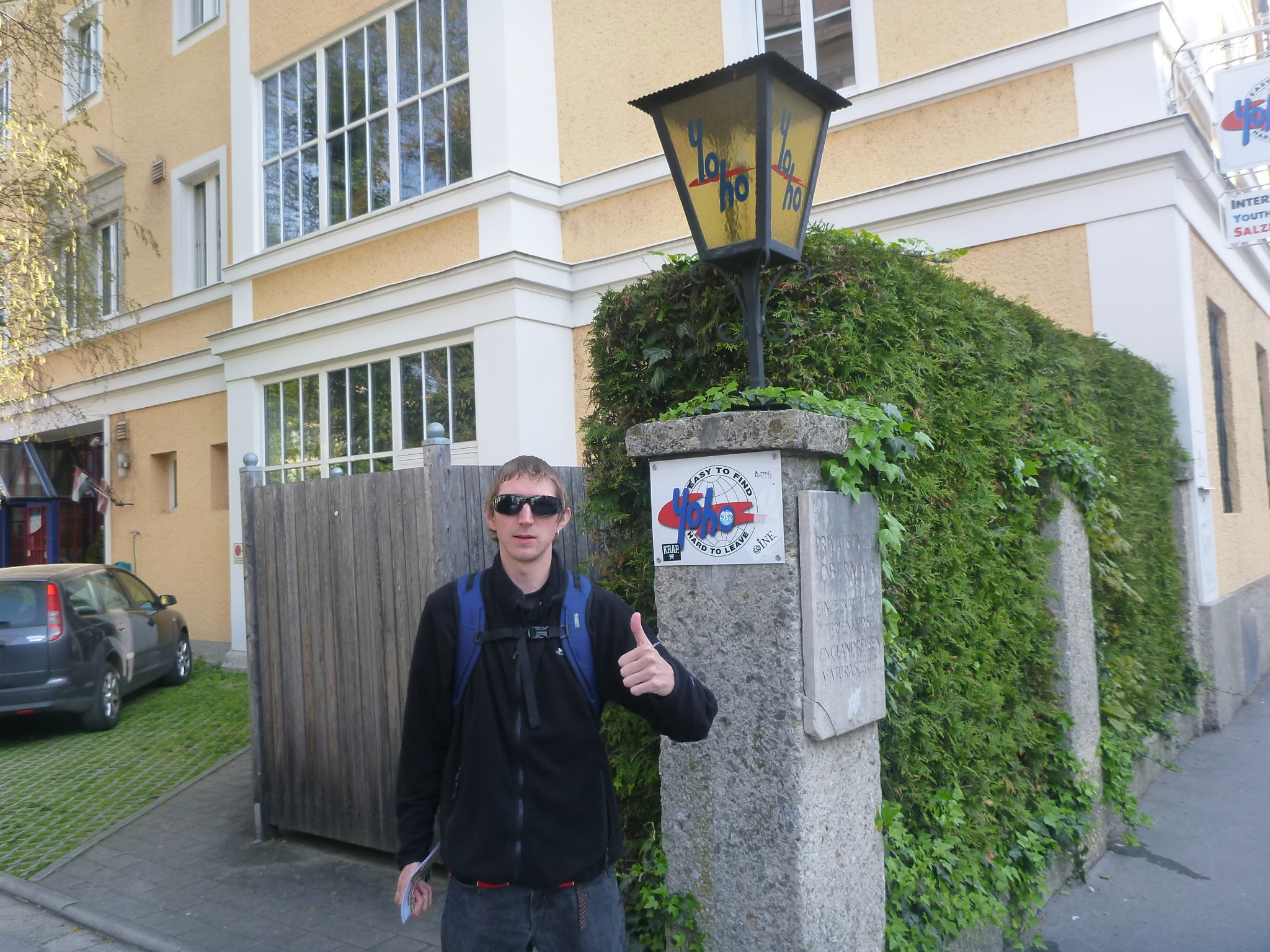 Backpacking in Austria: My Stay at the YoHo Hostel in Salzburg