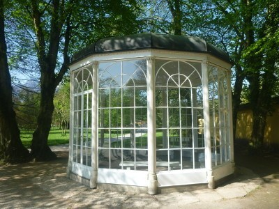 The Gazebo in Hellbrun